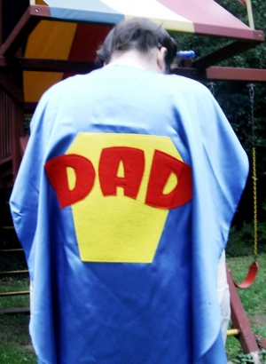 dad supehero