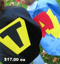 Superhero Capes for Kids Costumes