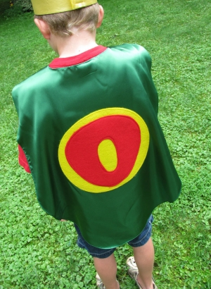 custom kids capes,superhero costumes