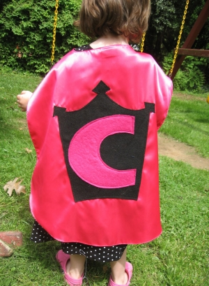 custom kids capes,princess costumes,personlized cape