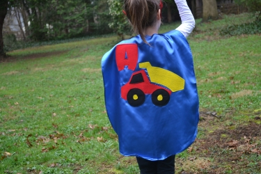 toddler superhero cape,dump truck for kids,dump truck clothes