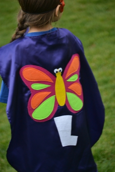 superhero butterfly,princess butterfly
