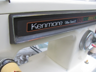 kenmore,12 stitch,sewing machine