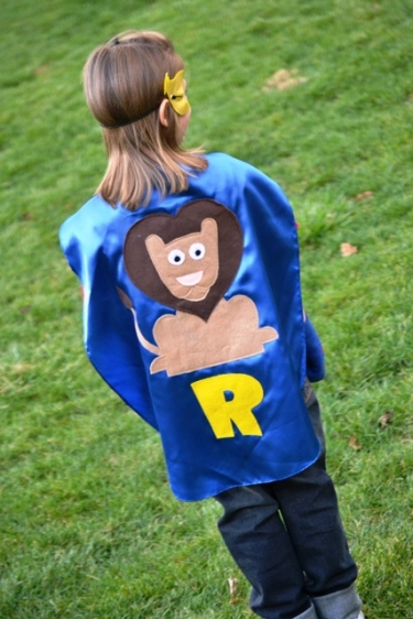 kids superhero cape,lion cape,lion costume,childrens lion