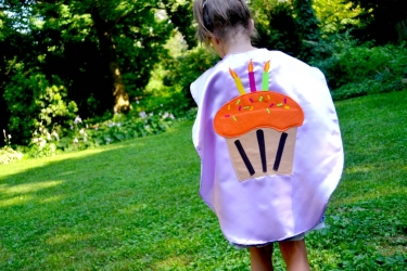 birthday cape, birthday idea,birthday gift